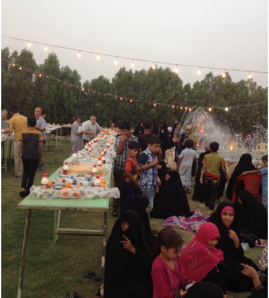 Al Ghadeer and Mobahela Event in Iraq