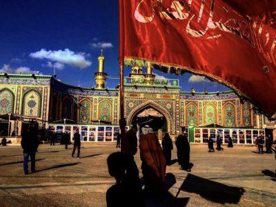 shrine image- muharram