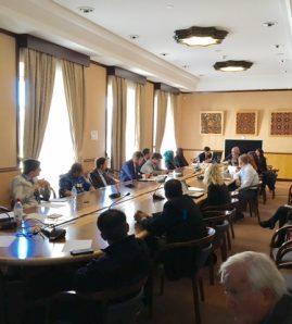 AL KAWTHAR ATTENDS UN GENEVA MEETING