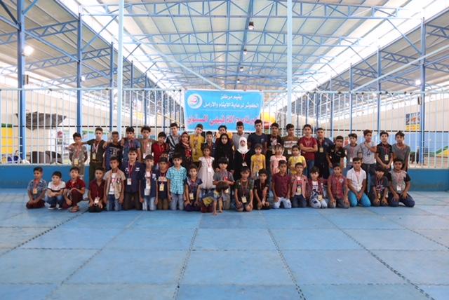 Al Kawthar Organises a Day Trip for Orphans