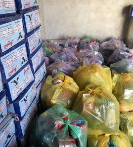 Food Basket Distribution in Iraq