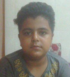 The story of Ali Salem Awad