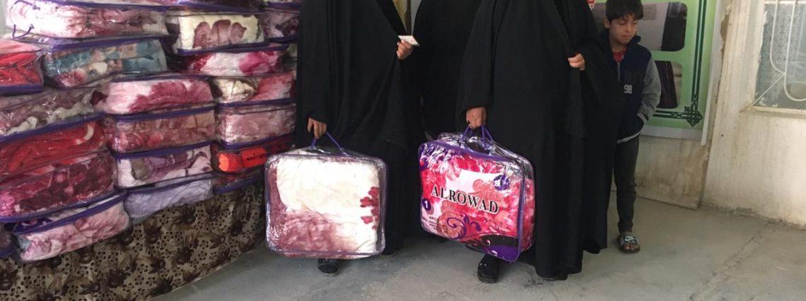 Abayas & Winter necessities distribution