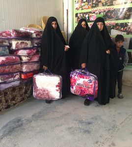 Abayas & Winter necessities distribution