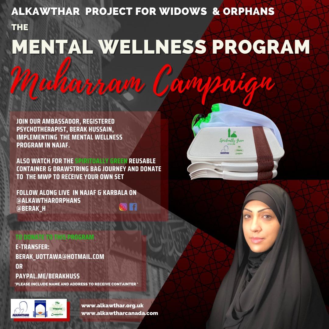 Mental Wellness Programme Muharram Campaign